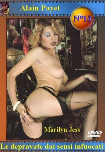 мэрилин джесс порно групповое фото