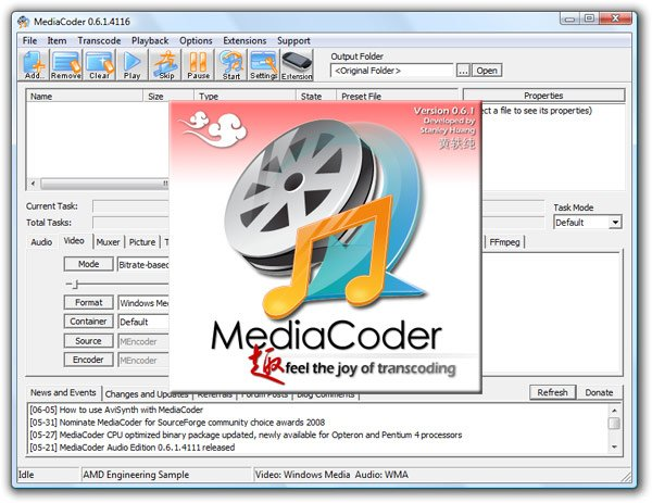 MEDIACODER X86 TÉLÉCHARGER FULL EDITION