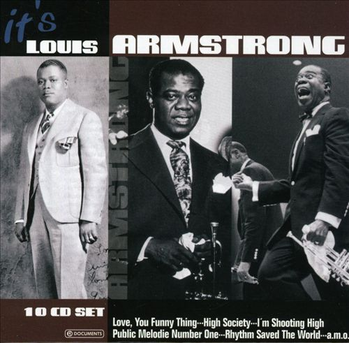 Download Louis Armstrong - It's Louis Armstrong (10 CD