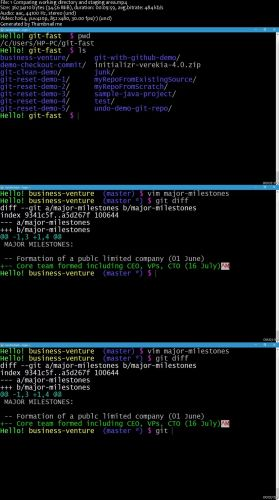 Download Git Advanced Series ( Part 3 ) : Performing