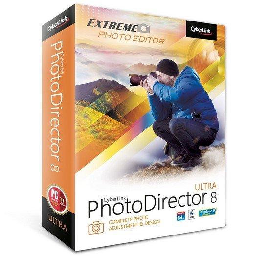CyberLink PhotoDirector Ultra 8.0.2703.0 MacOSX