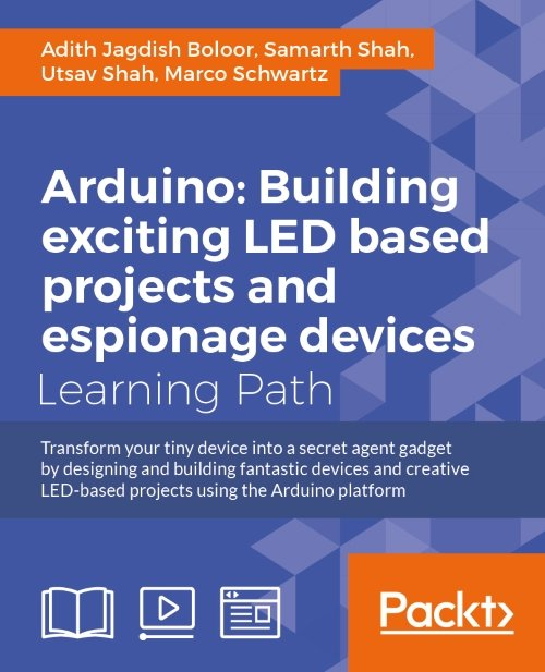 Download arduino building exciting led based projects and