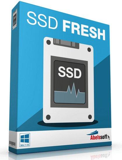Abelssoft SSD Fresh 2018.7.1 Build 75 + Crack