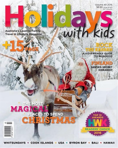 Download Holidays With Kids -- Volume 49 2016 (True PDF