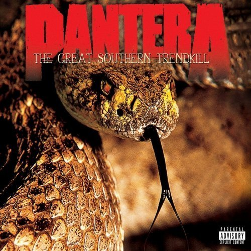 Pantera - The Great Southern Trendkill 20th Anniversary Edition (2016) Lossless