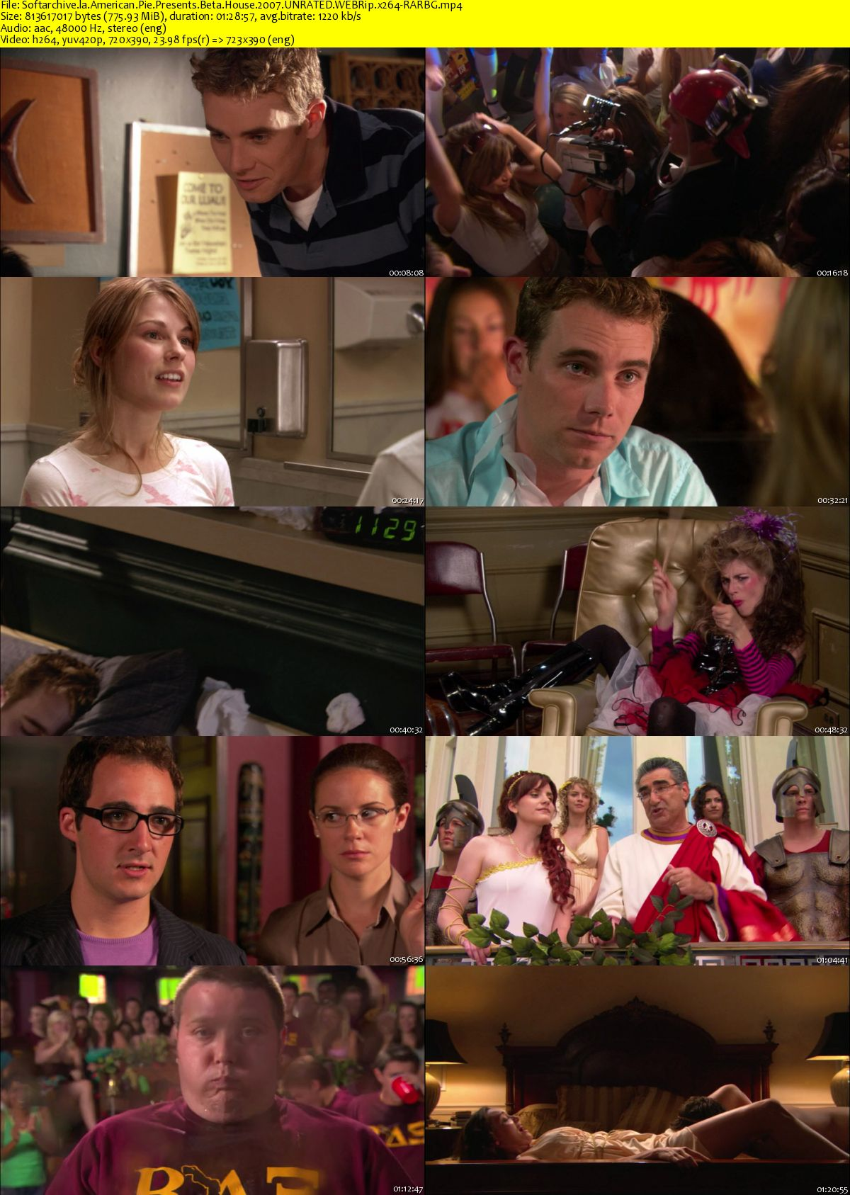 American Pie Presents Beta House Full Movie download american pie presents beta house 2007 unrated