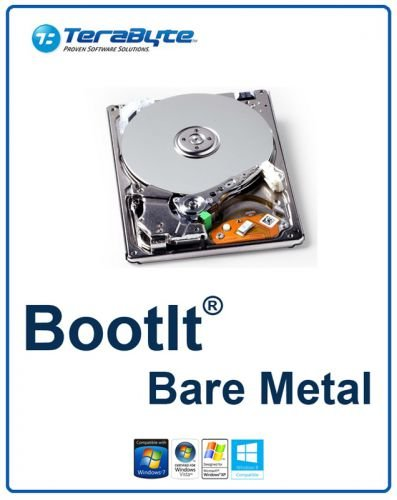 TeraByte Unlimited BootIt Bare Metal 1.36a Retail