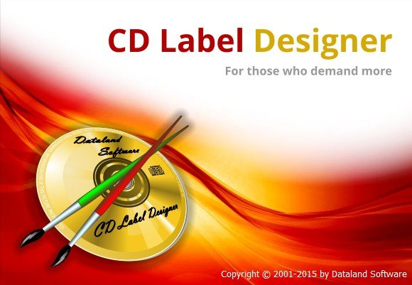 Dataland CD Label Designer 6.0 Build 673 DC 15.10.2016 Multilingual
