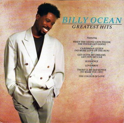 Billy Ocean - Greatest Hits (1989) FLAC 24bit