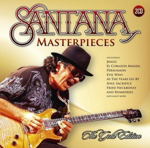 Santana masterpieces (the gold edition, 2014) | ebay.