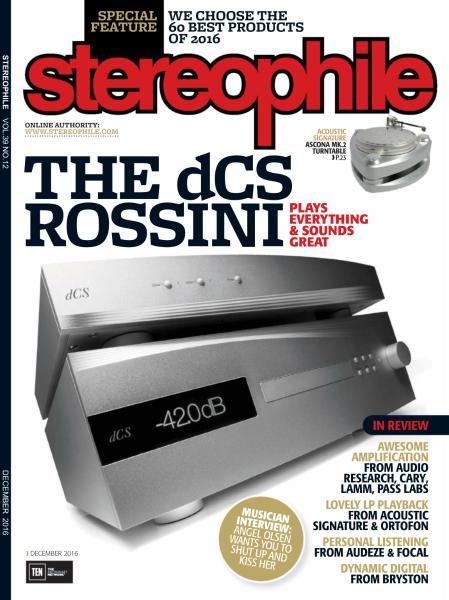Stereophile Magazine Pdf