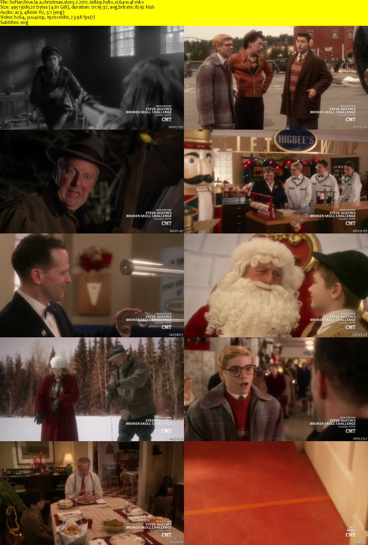 Christmas Story 2.Download A Christmas Story 2 2012 1080p Hdtv X264 W4f