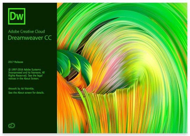 Adobe Dreamweaver CC 2017 v17.0.2.9391 (x86x64)