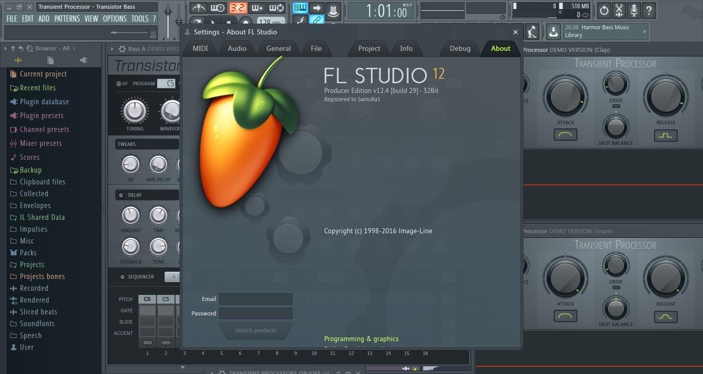how to download more ram onto fl studio