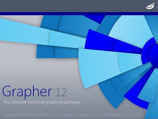 Golden Software Grapher 12.7.855
