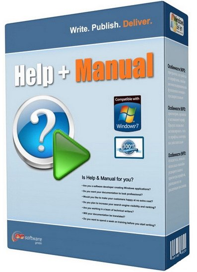 Help & Manual 7.3.0 Build 4171