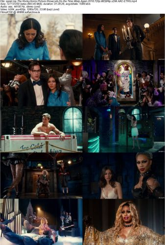 Download The Rocky Horror Picture Show Lets Do the Time ...