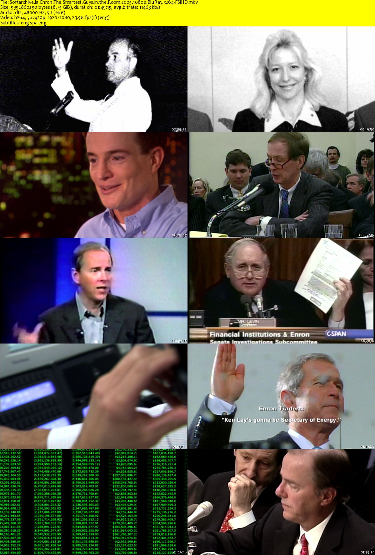 enron the smartest guys in the room 2 essay Corporate scandal crime - enron: the smartest guys in the room.