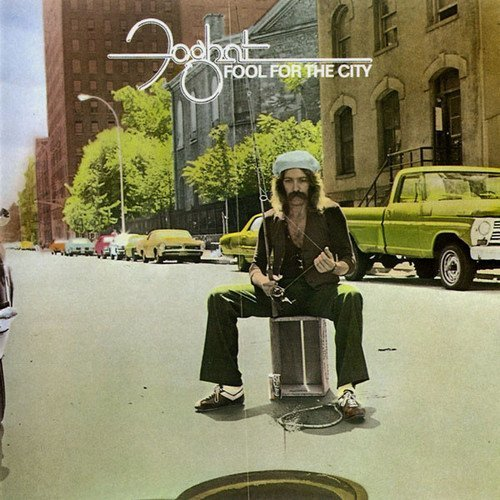 Foghat - Fool for the City [HDtracks] (2016)