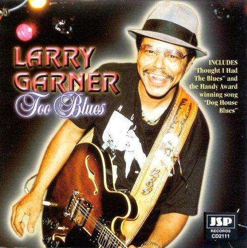 Larry Garner - Too Blues (1994) Lossless