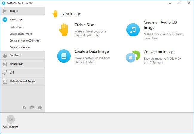 DAEMON Tools Lite 10.6.0.0283 Multilingual