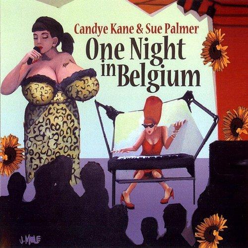 Candye Kane & Sue Palmer - One Night In Belgium (2011) Lossless