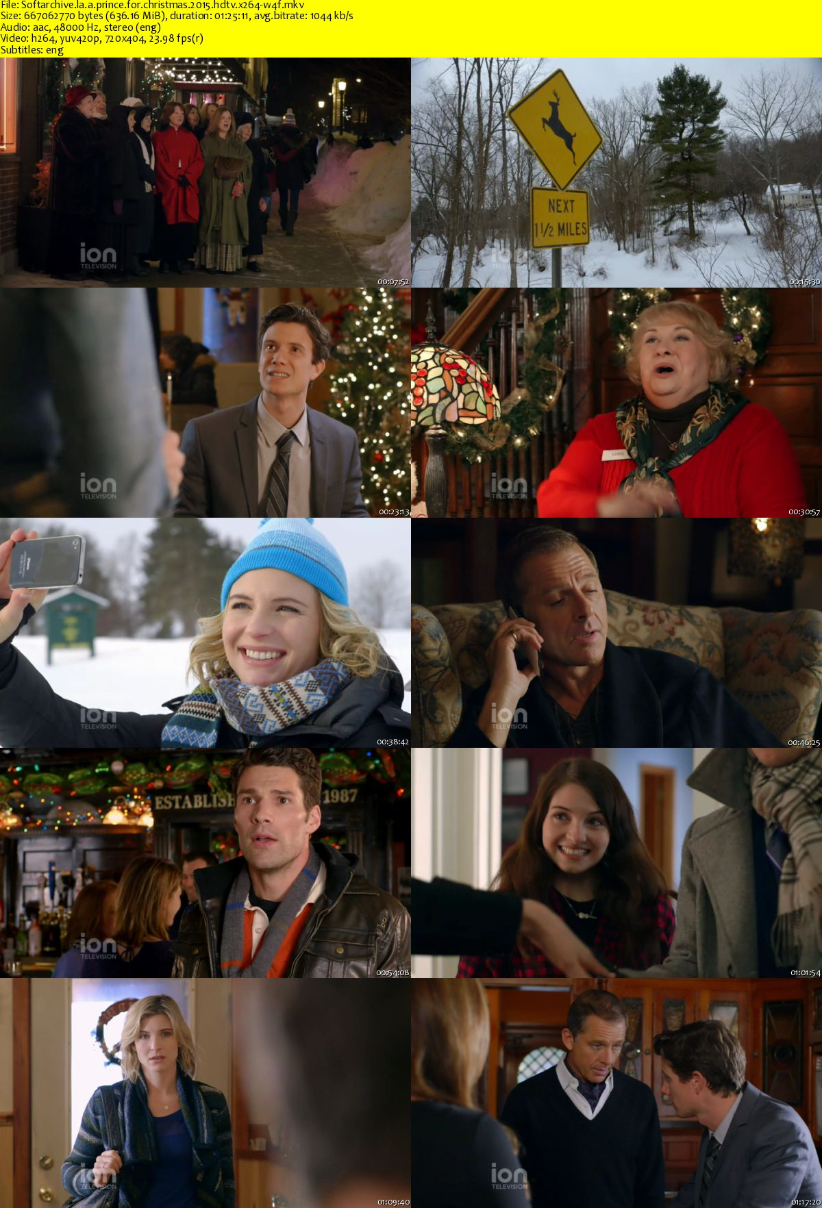 Christmas 2015 HDTV x264-W4F - SoftArchive