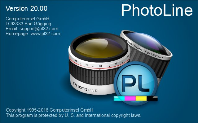 PhotoLine 20.51 Multilingual Portable