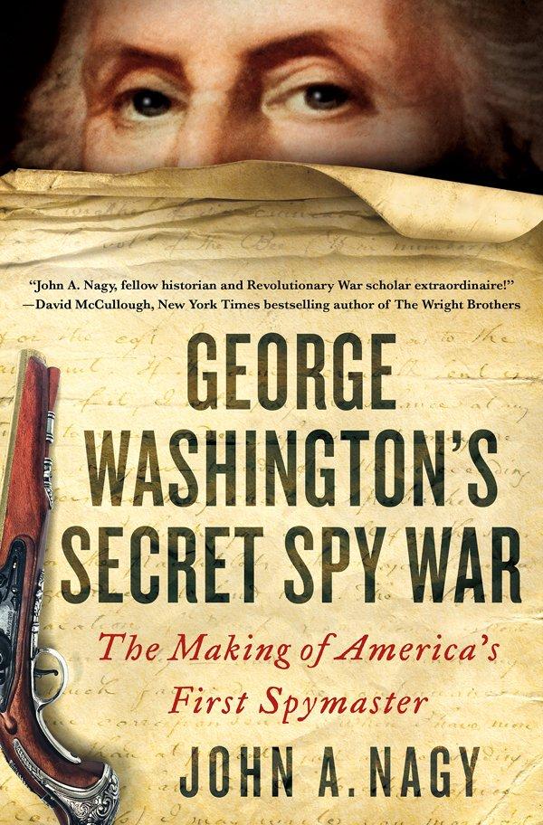 george washington and espionage in the