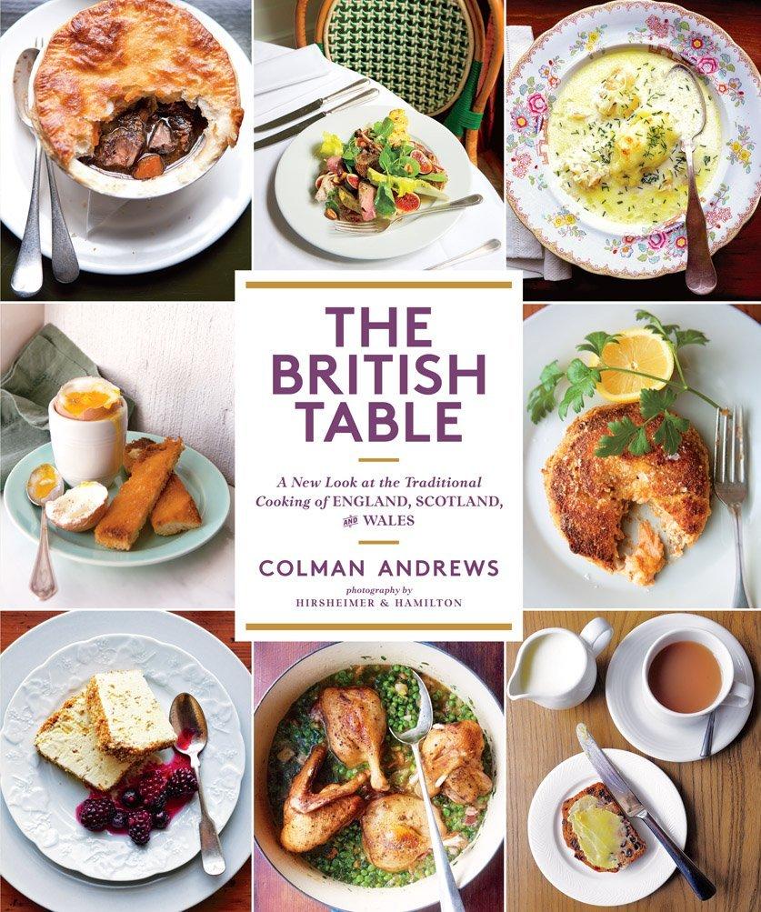 british cuisine and world heritage sites
