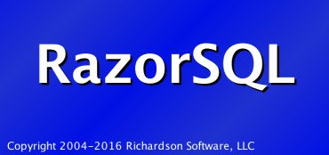 Richardson Software RazorSQL 7.2.5 + Portable