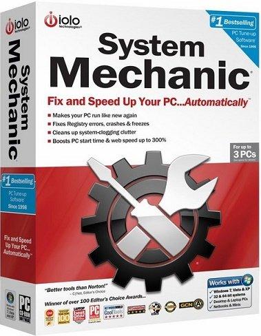 System Mechanic 16.5.2.203