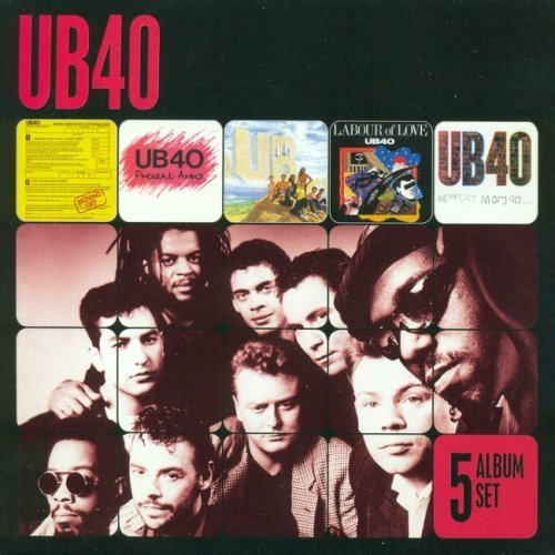 Download UB40 - 5 Album Set (2012) Lossless - SoftArchive