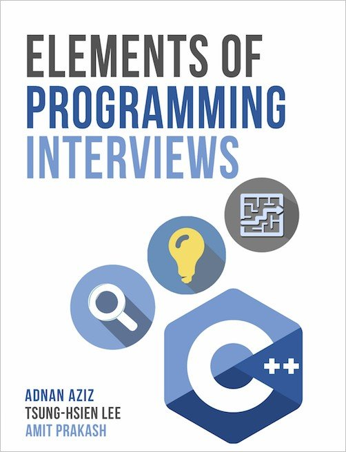 Download Elements Of Programming Interviews The Insiders Guide