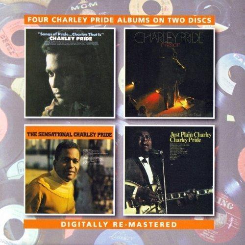 Charley Pride - Four Charley Pride Albums [2CD] (2015)
