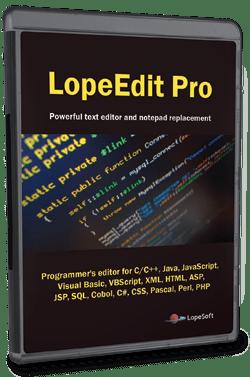 Portable LopeEdit Pro 5.7.0