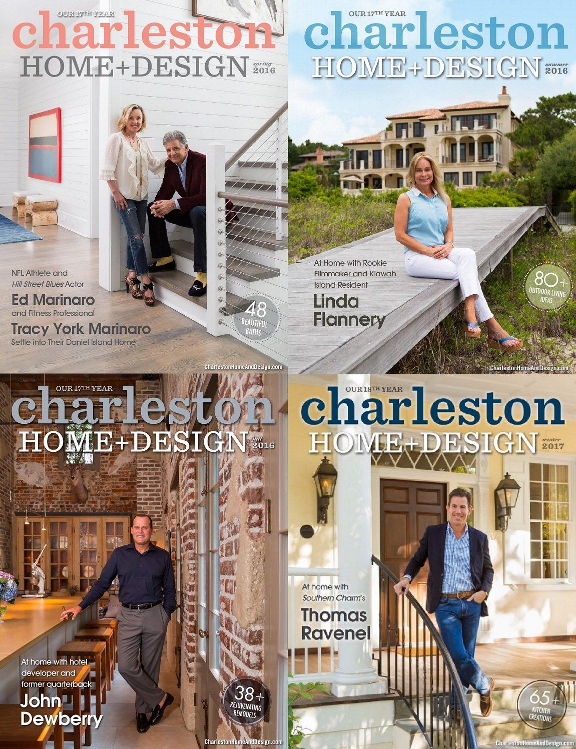 Download charleston home design 2016 full year issues for Charleston home design magazine