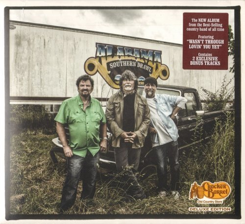 Alabama - Southern Drawl [Deluxe Edition] (2015)