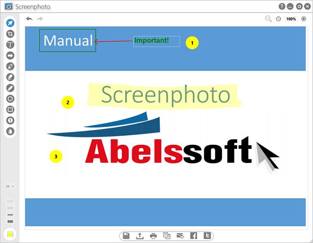 Abelssoft Screenphoto 2017.2.1