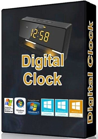 Digital Clock 4.7.4