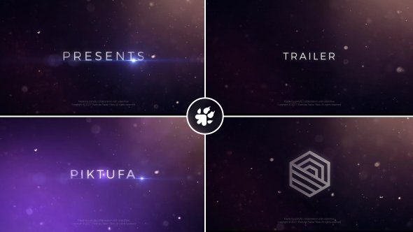 Download Particles | Trailer Titles - Project for After Effects