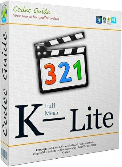 k-lite codec pack mega 14.5.2