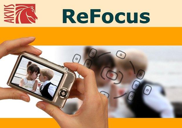 AKVIS Refocus 7.0.679.14623 (x64) Multilingual