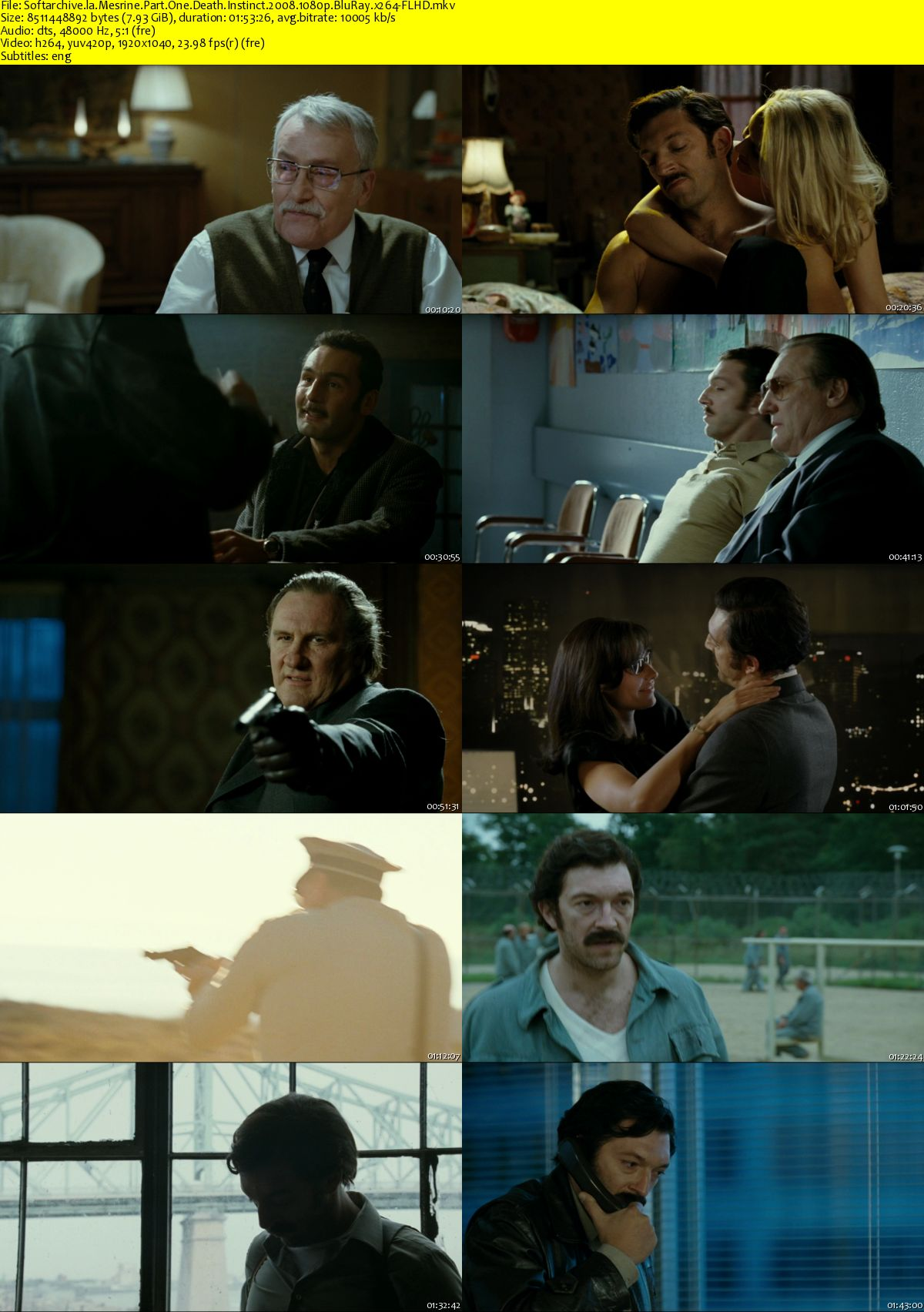 download mesrine part one death instinct 2008 1080p bluray