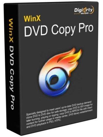 WinX DVD Copy Pro 3.7.2 DC 20.06.2017 Multilingual