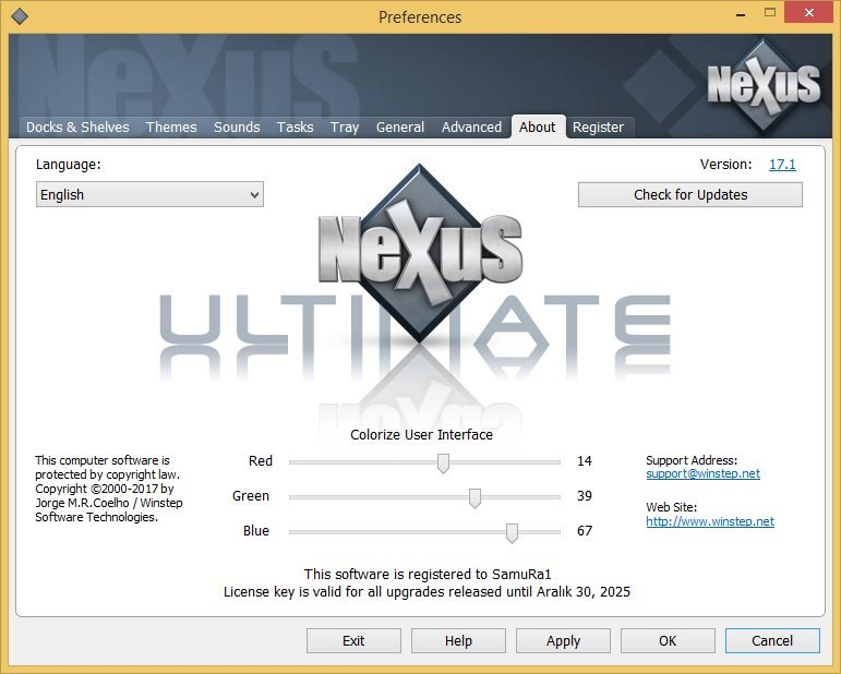 nexus win x32-x64 crack xair