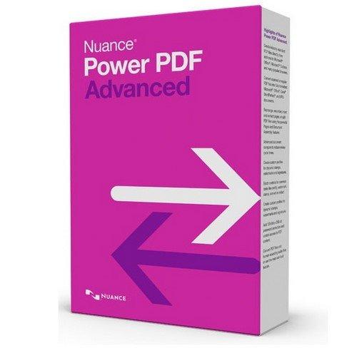 nuance power pdf advanced for mac