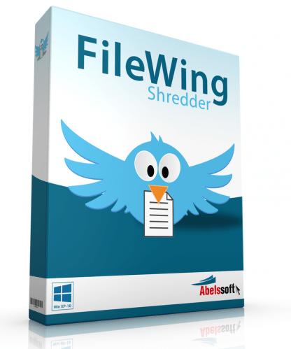 Abelssoft FileWing Shredder 5.1