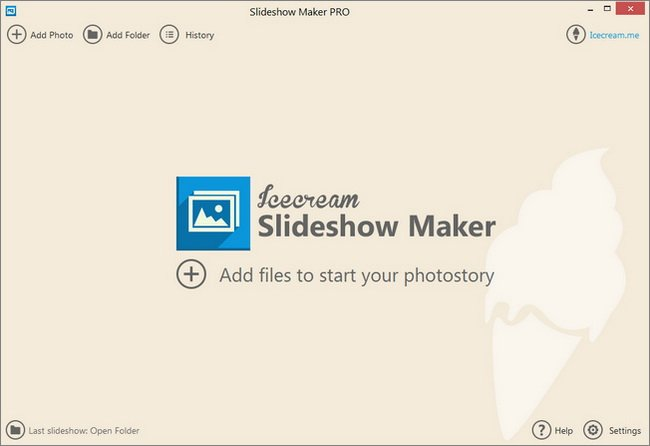 Icecream Slideshow Maker Pro v2.67 Multilingual