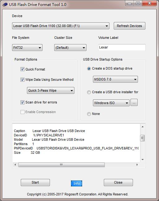 usb storage download
